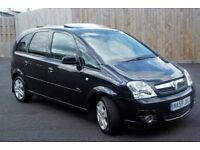 vauxhall meriva 1.4 design 2010 excellent conditions (full service history)