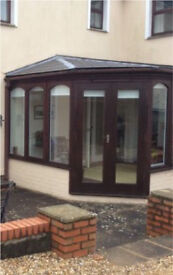 Double Glazed Hardwood French Doors