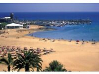 FUERTEVENTURA - 2 BED DUPLEX WITH GREAT VIEWS OVER POOL AND SEA