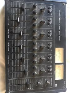 6 Channel Mixer