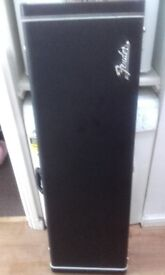 Fender Pro Series P/J case Black