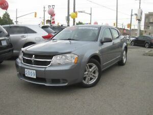2009 DODGE AVENGER SXT | Automatic • Loaded • V6 •