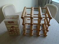 Two Pine Wine Racks