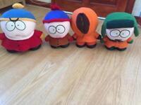 South Park plush soft toy