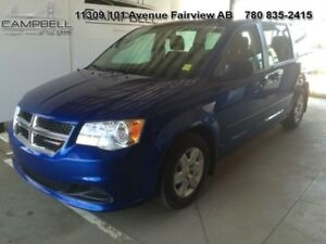 2013 Dodge Grand Caravan SE  -  keyless entry -  power windows