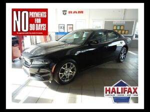 2016 Dodge CHARGER SXT PLUS AWD!!!!!  ROOF PREMIUM SEATS AND NAV
