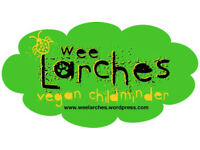 wee larches - a new childminding service in Shawlands / Glasgow southside.