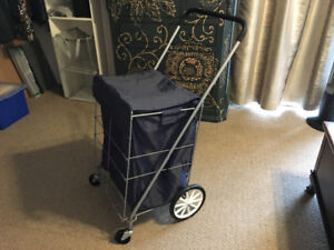 BRAND NEW GROCERY CART