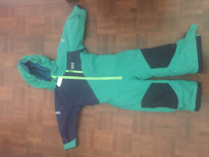 Helly Henson boy one piece winter suit - size 3