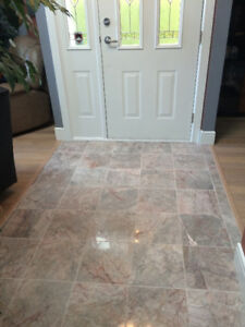 12 x 12 Marble Tiles