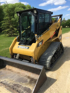 2016 CAT Skid Steer   ~REDUCED~