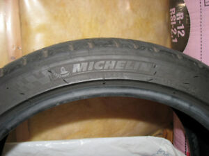Two Michelin Pilot A/S 3 Tires (225/40R18)