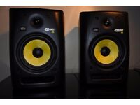 KRK Rokit 6 Studio Monitors For Sale