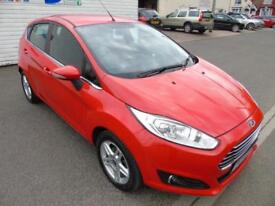 2013 63 FORD FIESTA 1.25 ZETEC 5 DOOR