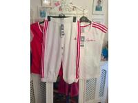 Brand new tagged girls Adidas bundle age 14 plus