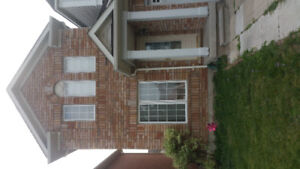 Semi-Detach house for Rent From Sept 01 Milton