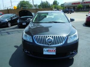 2012 BUICK LACROSSE CONVENIENCE GROUP- LEATHER HEATED MEMORY SEA