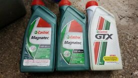 BRAND NEW AND SEALED Castrol Magnatec 10W-40 1L
