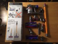 Dyson V8 Absolute Cordless Handheld Vacuum Cleaner with Accessories (Boxed)
