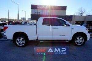 2007 Toyota Tundra Limited Leather 4x4 QuadCab 4.7L Short Box.