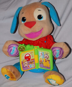 laugh & learn Puppy - toy for baby