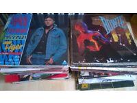 90 Vinyl Albums 1960s - 1980s Rock, Pop, Compilations