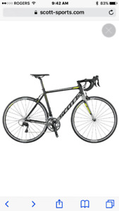 SCOTT SPEEDSTER 10 road bike M