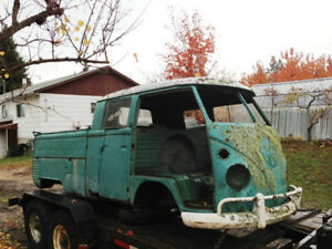 Looking for pre 68 Double Cab VW