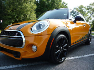 2015 MINI COOPER  SPORT --  MINT  - IMPÉCABLE