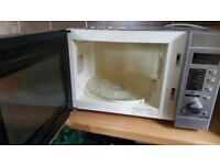 Microwave steel