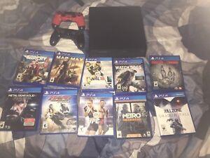 PS4 slim 400$ obo