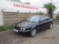 Jaguar X-Type V6 Sport 2.1 2004 breaking for spares Wheel Nut.