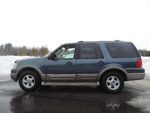 2004 Ford Expedition Eddie Bauer 5.4 L AWD