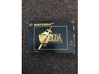 Zelda: The Ocarina of Time (N64)