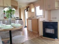 Caravans for sale North Wales - SITE FEES INCLUDED - Move in within 7 days!