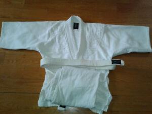Judogi pour enfant 5-6 ans