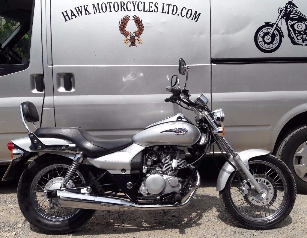 BEAUTIFUL 2007 KAWASAKI BN125 A7F ONLY 7981 MILES AMAZING CONDITION