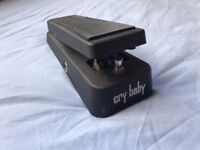Dunlop Cry Baby Wah Pedal GCB-95