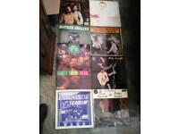 THE BULL MINSTRELS HORNCASTLE FAYRE PLUS 7 MORE FOLK ALBUMS