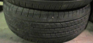 235/50/19 - 70 PERCENT TREAD 2 TIRES Primacy MXV4 7/32  $250 FOR
