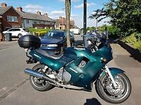 Classic Triumph Trophy 1200 MK 1 slabside low mileage, long MOT lovely collectable tourer £1450 0no