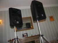ELECTRO VOICE SPEAKER SYSTEM