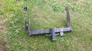 Resse trailer hitch