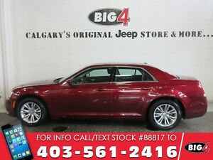 2016 Chrysler 300 Limited| Sunroof | Leather | NAV