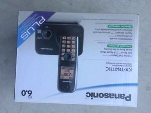Wireless / cordless house phone with base