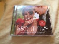 About Time Soundtrack