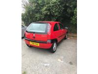 Corsa SXI Long Mot Brilliant Engine Immaculate condition Low Miles