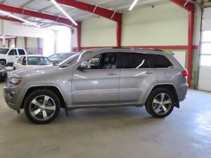 2015 Jeep Grand Cherokee Overland 4x4 Fully Loaded 2 To Choose F