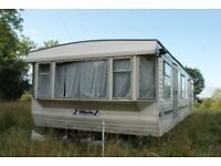 Willerby Leven Static Caravan for sale Co Tyrone Northern Ireland