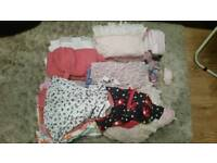 3-6 months baby girla clothes